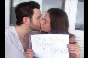 Juifs et Arabes qui refusent d'être ennemis